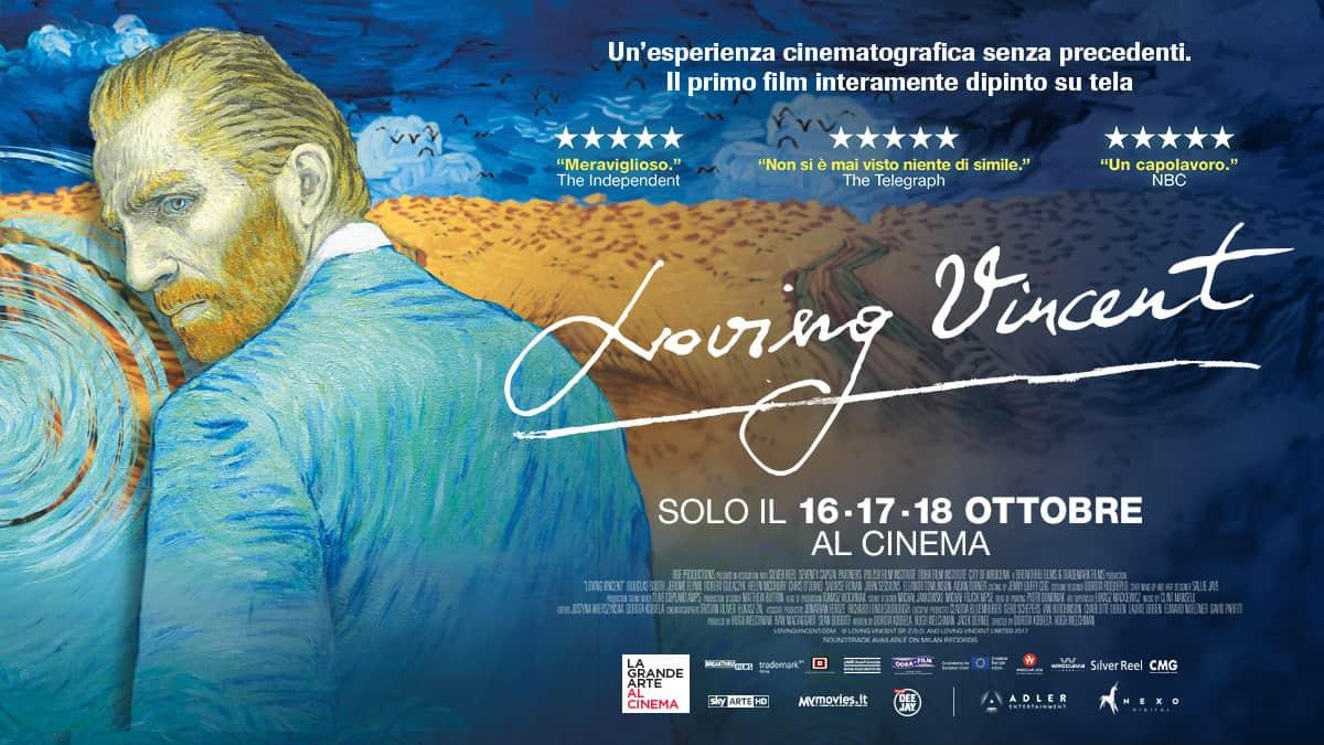 ผลการค้นหารูปภาพสำหรับ loving vincent film poster